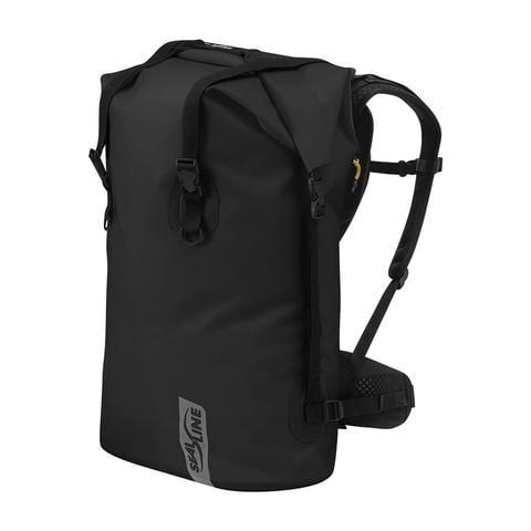 SealLine | Boundary Pack 115L | Dry Bag Rucksack | Black