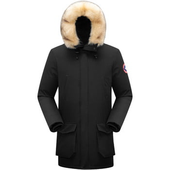 Subprime Kario Parka men's Parka in Black. Sizes available:EU XS