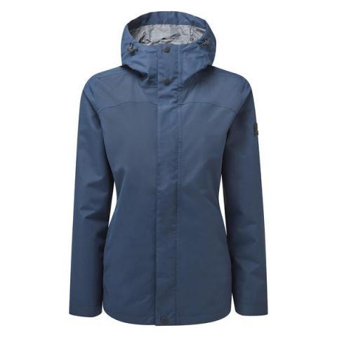 TOG24 Dawson Womens Waterproof Jacket - Naval Blue