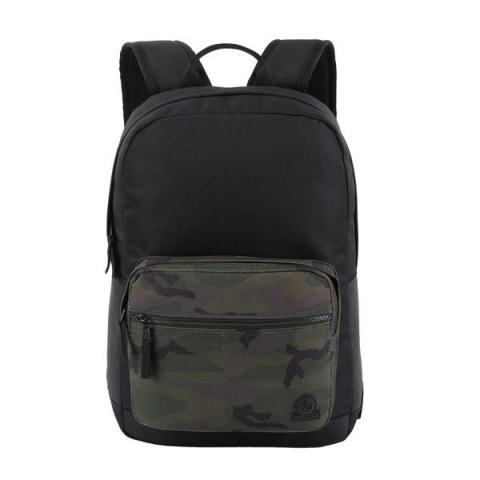 TOG24 Marton Backpack - Black/Camo