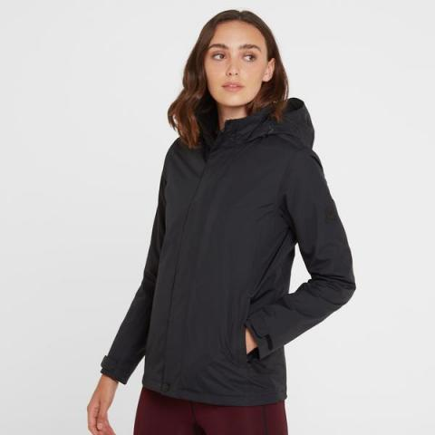 TOG24 Mawson Womens Waterproof Jacket - Black