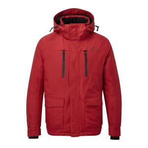 TOG24 Rogan Mens Waterproof Insulated Jacket - Chilli Red