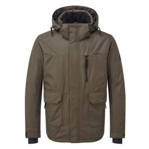 TOG24 Vertigo Mens Waterproof Insulated Ski Jacket - Dark Khaki