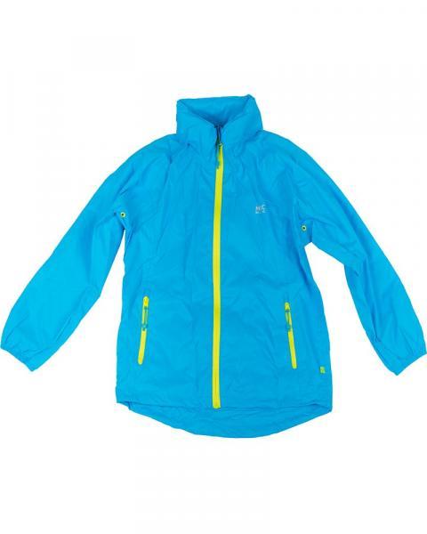 Target Dry Mac in a Sac MINI Neon Packable Waterproof Jacket