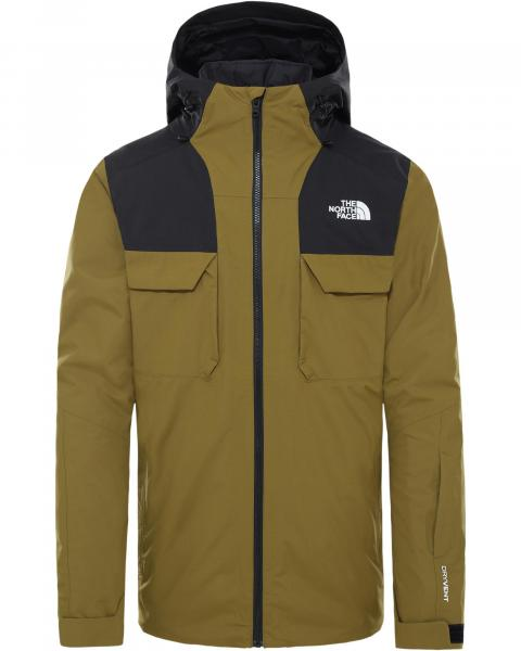 The North Face Men's Fourbarrel Triclimate Ski Jacket