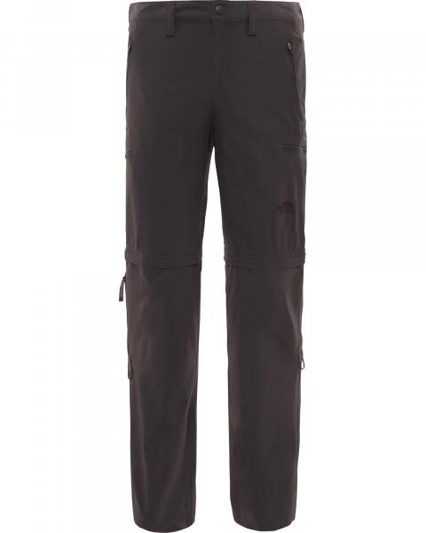 The North Face Men's exploration Convertible Pants Regular Leg