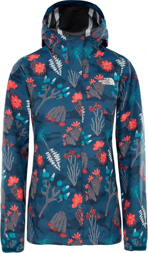 The North Face Women's Print Venture DryVent Jacket