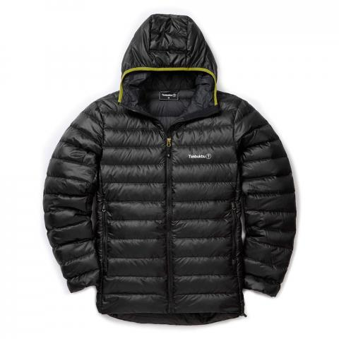 Timbuktu Men's Sankore Down Jacket - Black - S