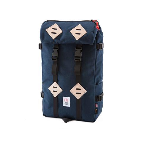 Topo Designs   Klettersack 25L   Stylish Laptop Backpack   Navy