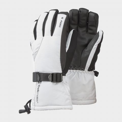 Trekmates Women's Mogul Glove, White/WHT