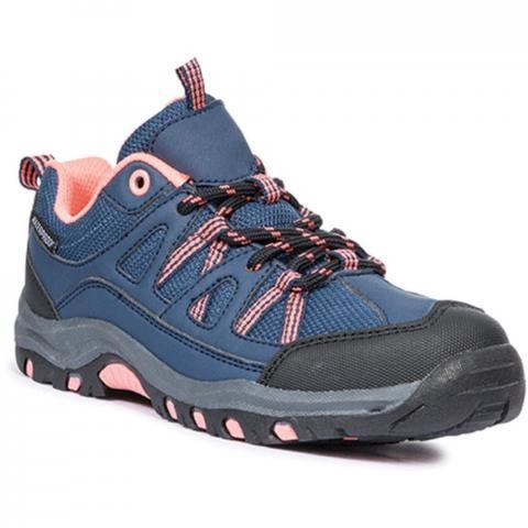 Trespass Girls Gillon Low Cut Breathable Walking Shoes UK Size 10 (EU 28)