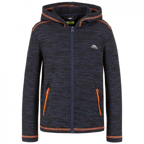 Trespass Kids Shaw Hooded Fleece