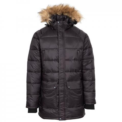 Trespass Mens Waldridgeton Insulated Parka