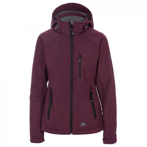 Trespass Womens Bela II Softshell Jacket