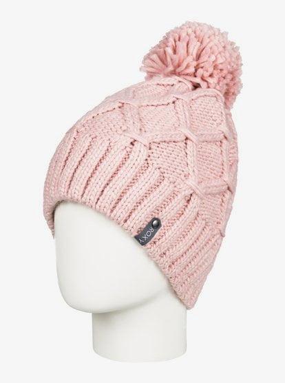 Winter - Pom-Pom Beanie - Pink - Roxy