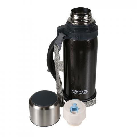 1.2L Vacuum Flask Black
