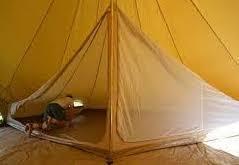 6m 1/4 Inner Tent For Bell Tent