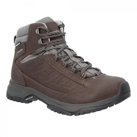Berghaus Womens Expeditor Ridge 2.0 Boots - Brown - 4