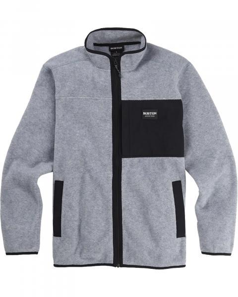 Burton Men's Hearth Full Zip Fleece