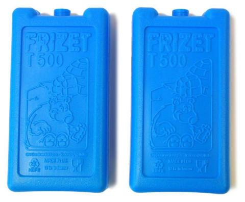 COLEMAN Freeze Pack M10 Duo, Blue/ASSO