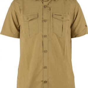 Craghoppers Men's NosiLife S/S Adventure Shirt