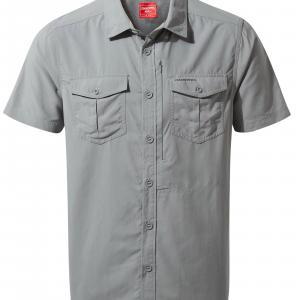 Craghoppers Men's NosiLife Short Sleeve Adventure Shirt