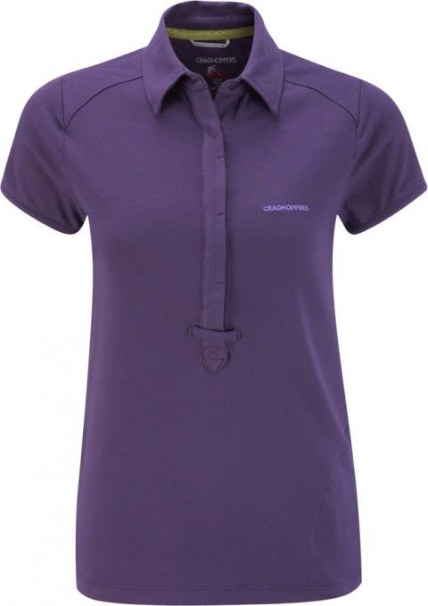 Craghoppers Women's NosiLife Gabriella Polo Shirt