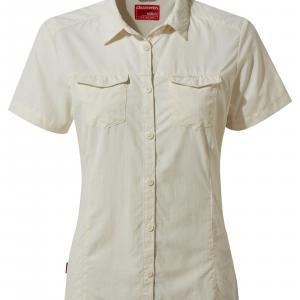 Craghoppers Women's NosiLife Short Sleeve Adventure Shirt