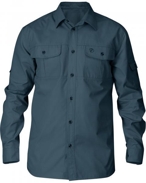 Fjallraven Men's L/S Singi G-1000 Trekking Shirt