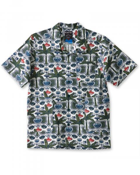 KAVU Men's Double Down Shirt