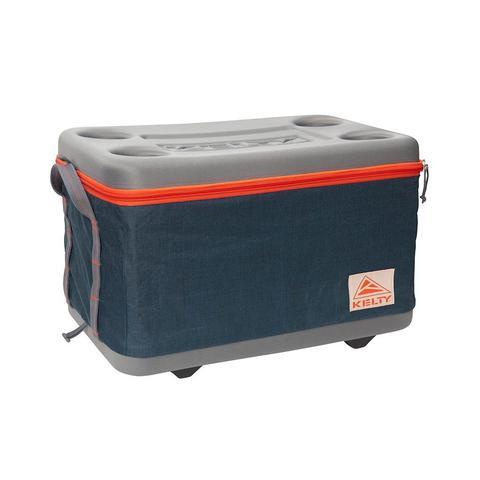 Kelty   Folding Cooler   Lightweight Cooler   Folding Cool Box   Blue
