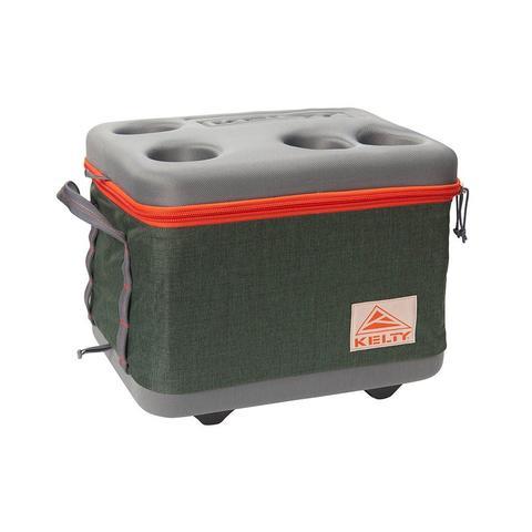 Kelty   Folding Cooler   Lightweight Cooler   Folding Cool Box   Green