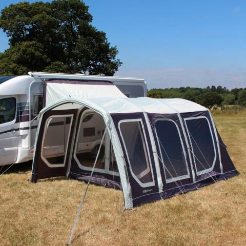 Outdoor Revolution Movelite T4 Air Highline Motorhome Awning