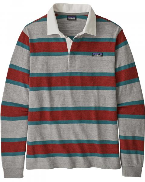 Patagonia Men's L/S Lwt Rugby Shirt