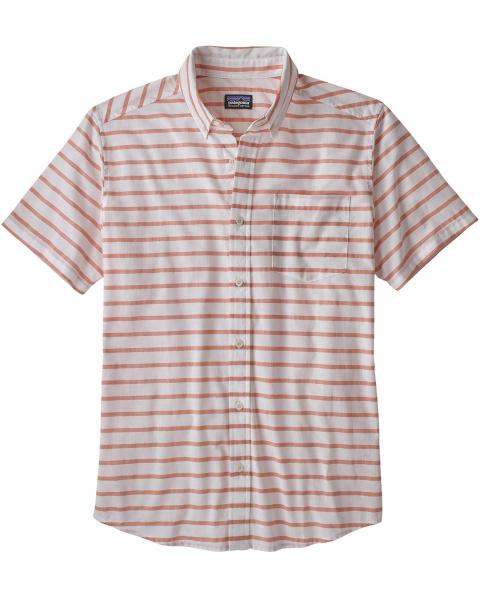 Patagonia Men's S/S Lwt Bluffside Shirt