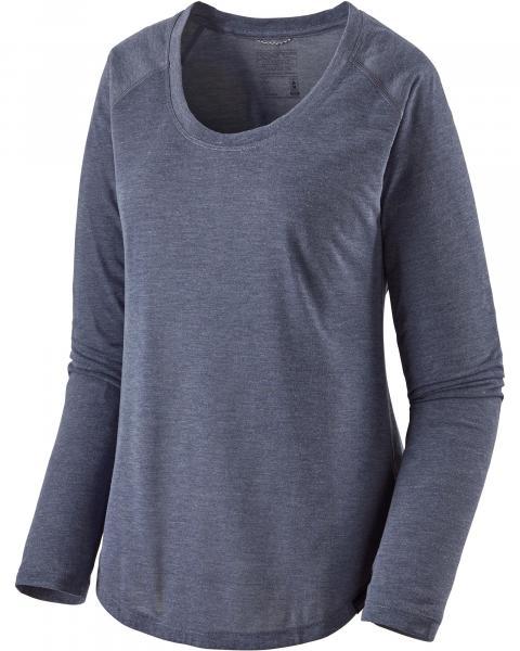 Patagonia Women's Long Sleeve Capilene Cool Lwt Trail Shirt