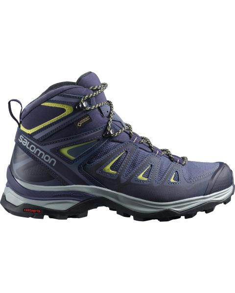 Salomon Women's X Ultra Mid 3 GORe-TeX Walking Boots