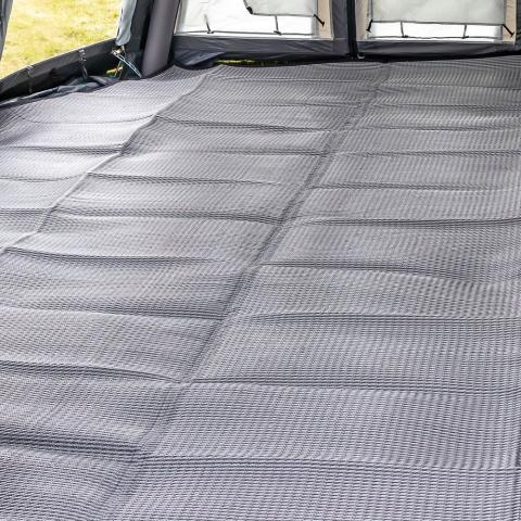 Sunncamp Luxury Padded Breathable Awning Carpet - 220 x 225cm