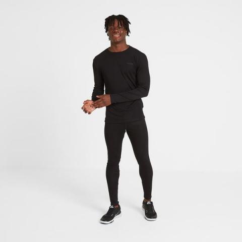 TOG24 Scafell Mens Thermal Set - Black