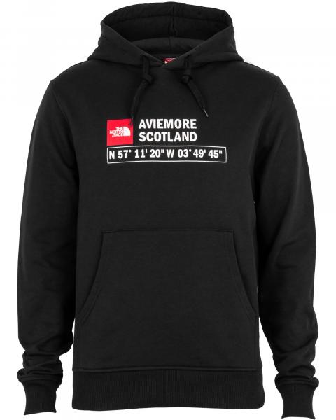 The North Face Men's GPS Hoodie Aviemore