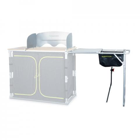 Zempire Eco Kitchen Kit with Windshield