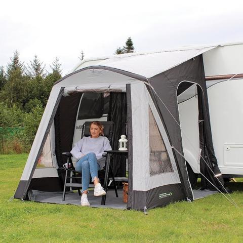 Outdoor Revolution Porchlite 200 Air Caravan Awning