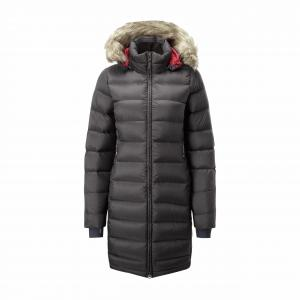 Rab Women's Deep Cover Parka, GRY/GRY