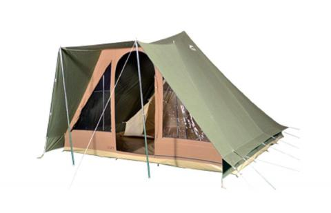 Barbados 4 Berth Full Canvas Tent