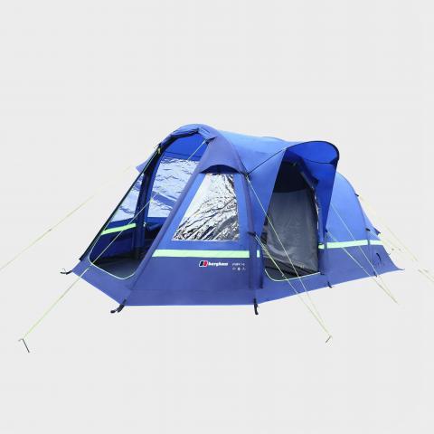Berghaus Air 4 Tent, Blue