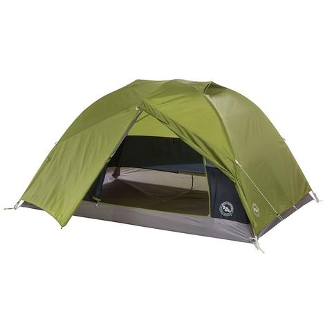 Big Agnes | Blacktail 3 | Three Man Backpacking Tent | Green