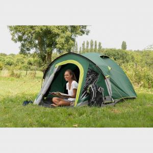 COLEMAN Kentmere 3+ Tent, GREEN-GREY/PLUS