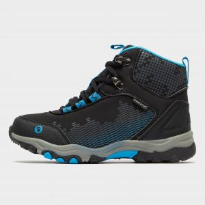COTSWOLD Kids' Ducklington Walking Boots, BLACK BLUE/KIDS