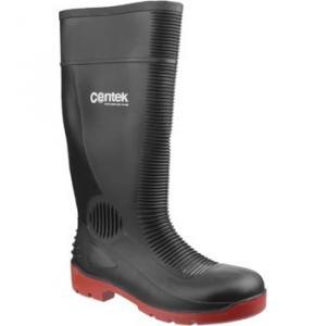 Centek FS338 women's Wellington Boots in Black. Sizes available:4,5,6,7,8,9,10,12,13