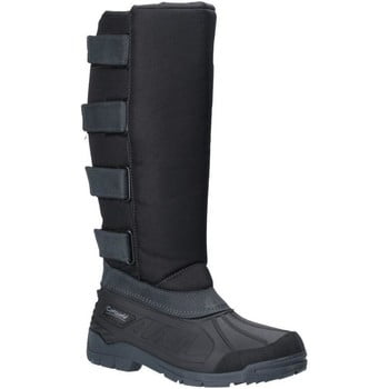 Cotswold F99284SPI Kemble women's Wellington Boots in Black. Sizes available:7,8,9,10